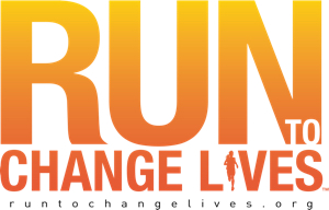 RUN to Change Lives Logo