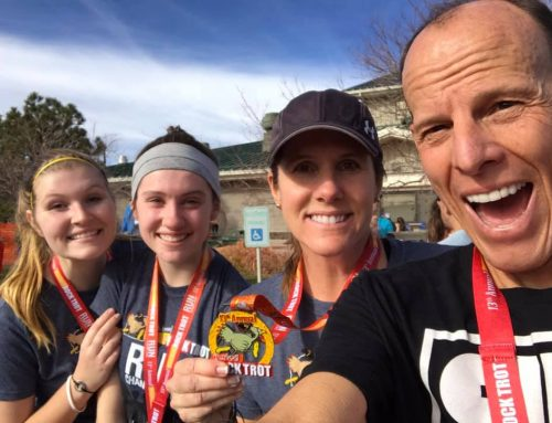 How this RTCL ambassador is creating community through running